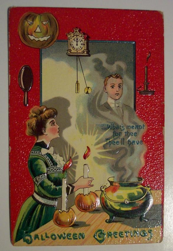 Ilustraciones Halloween retro 103