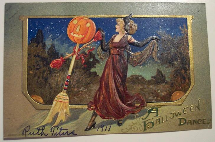 Ilustraciones Halloween retro 104
