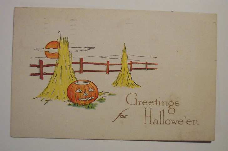 Ilustraciones Halloween retro 107