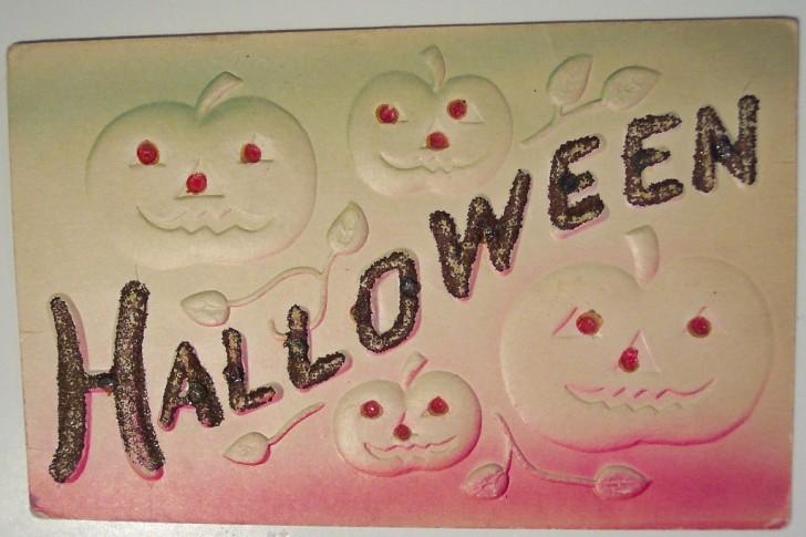 Ilustraciones Halloween retro 109