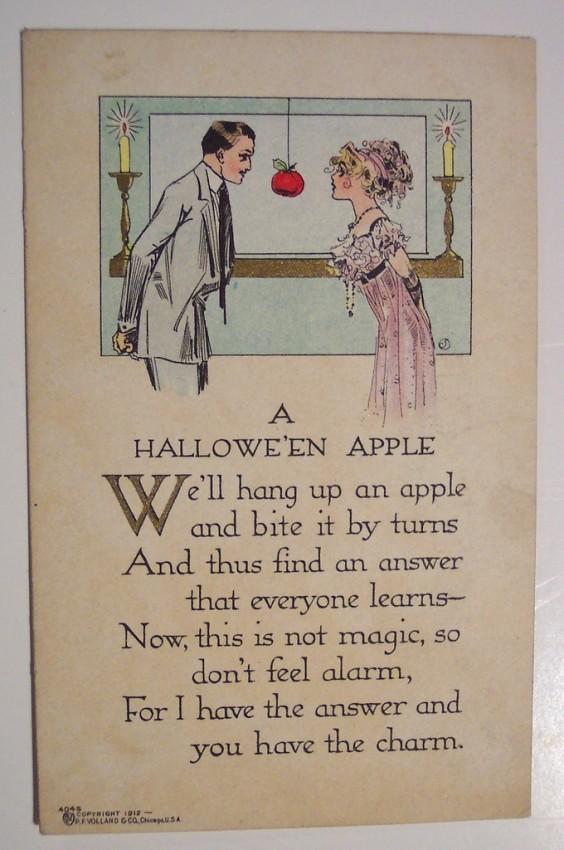Ilustraciones Halloween retro 110