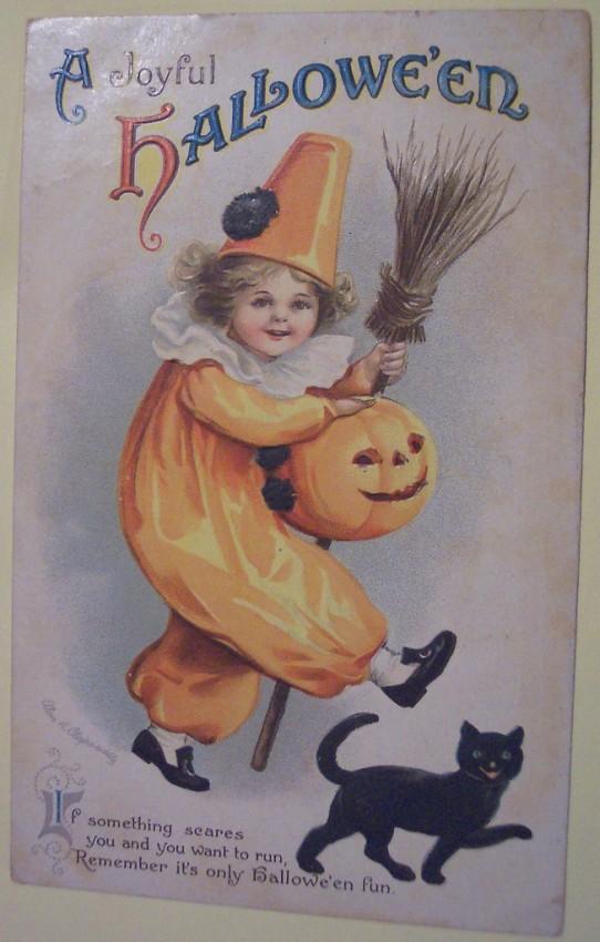 Ilustraciones Halloween retro 113