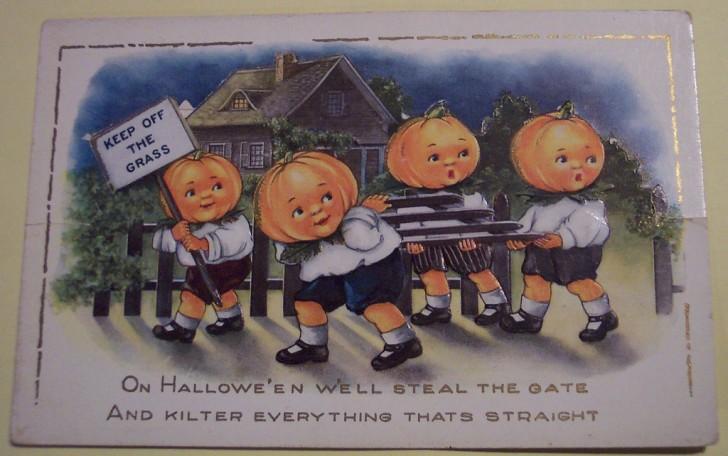 Ilustraciones Halloween retro 116