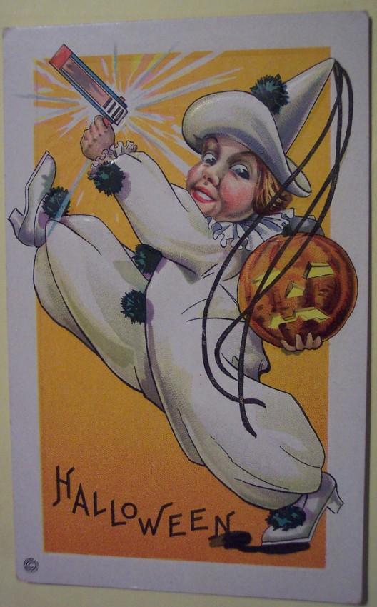 Ilustraciones Halloween retro 124