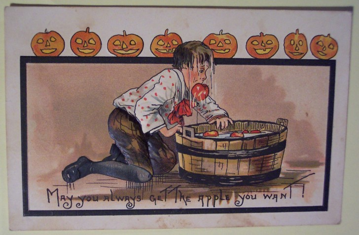 Ilustraciones Halloween retro 128