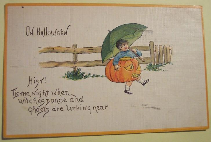 Ilustraciones Halloween retro 130