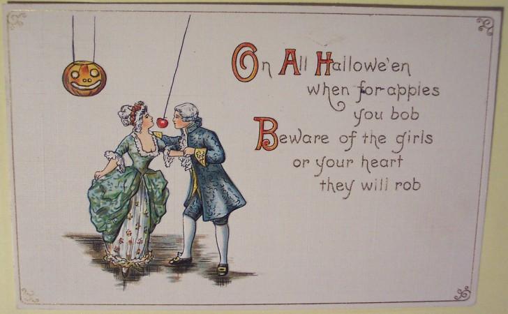 Ilustraciones Halloween retro 132