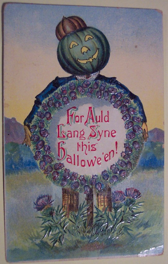 Ilustraciones Halloween retro 133