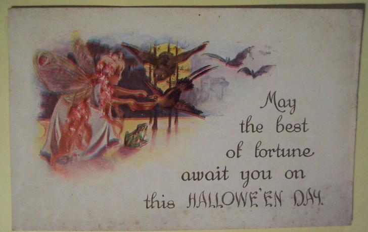 Ilustraciones Halloween retro 139