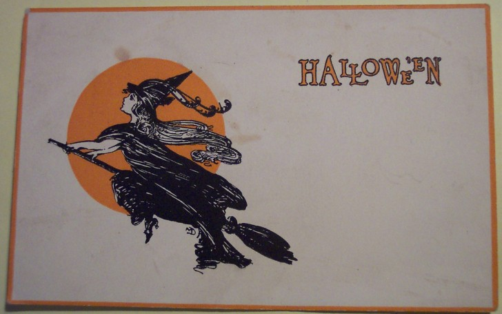 Ilustraciones Halloween retro 142