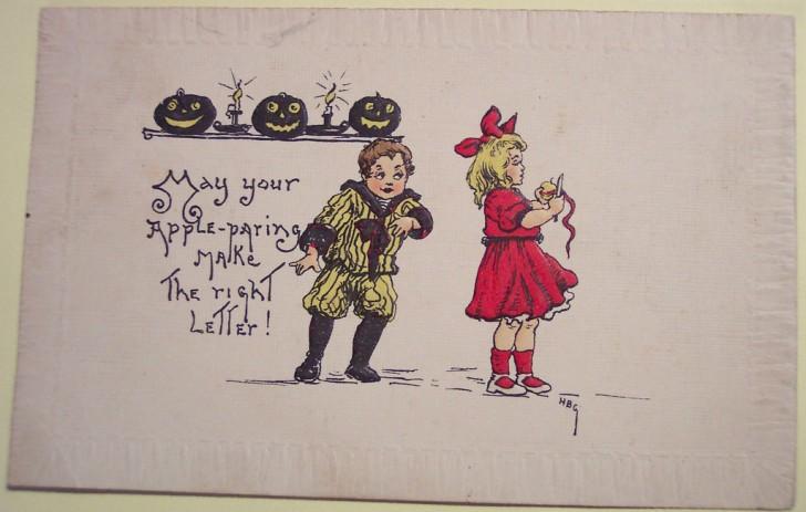 Ilustraciones Halloween retro 143