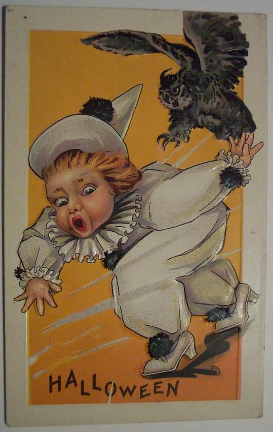 Ilustraciones vintage Halloween 001