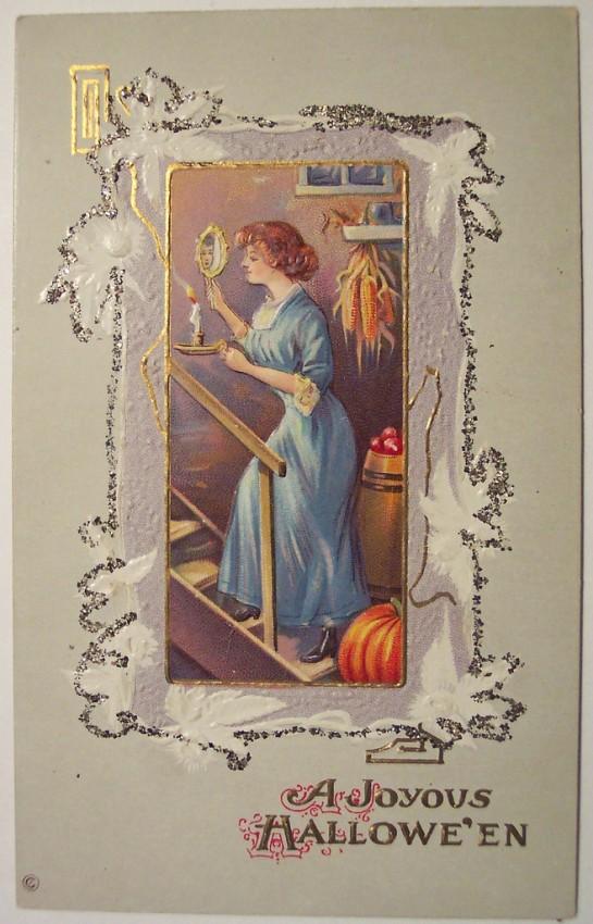 Ilustraciones vintage Halloween 006