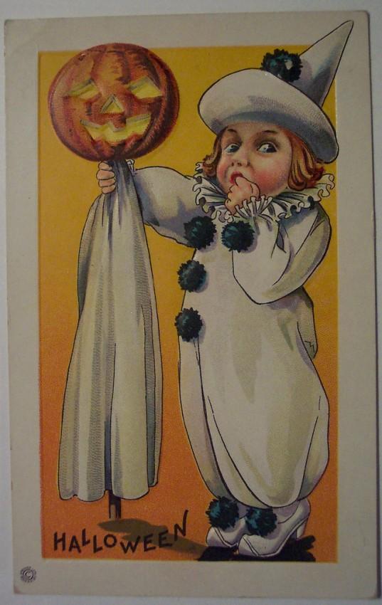 Ilustraciones vintage Halloween 010