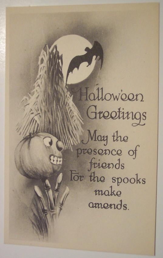 Ilustraciones vintage Halloween 019