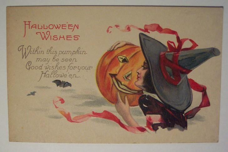 Ilustraciones vintage Halloween 032