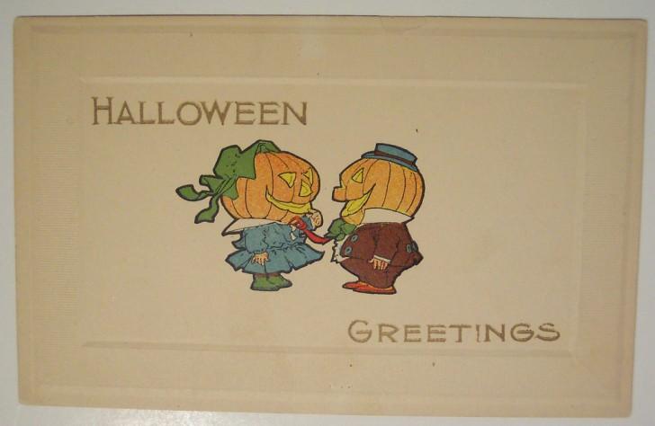 Ilustraciones vintage Halloween 044