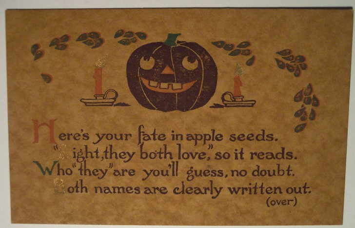 Ilustraciones vintage Halloween 069