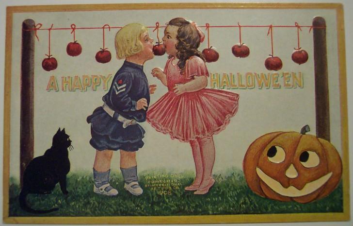 Ilustraciones vintage Halloween 113