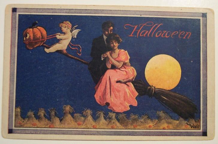 Ilustraciones vintage Halloween 127