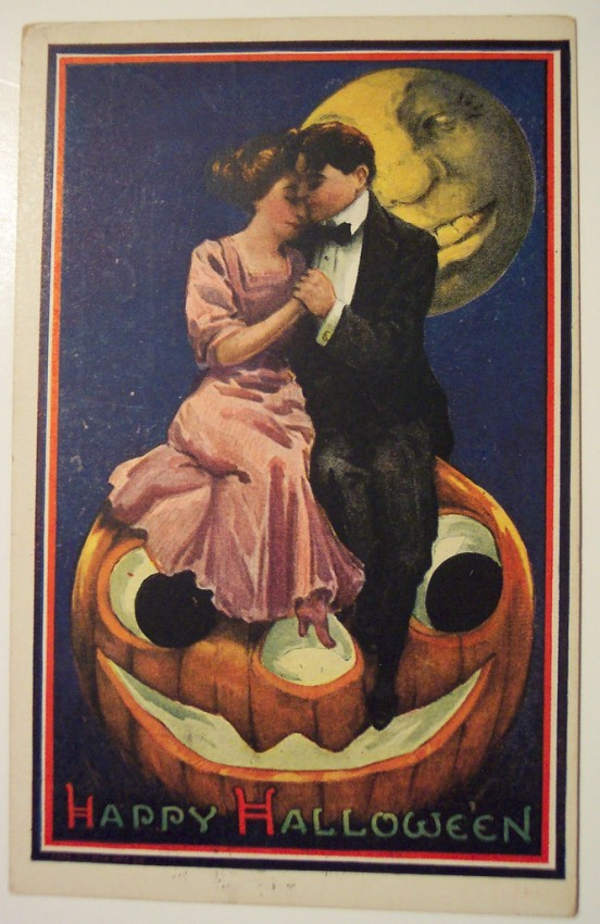 Ilustraciones vintage Halloween 128