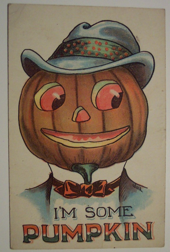 Ilustraciones vintage Halloween 145