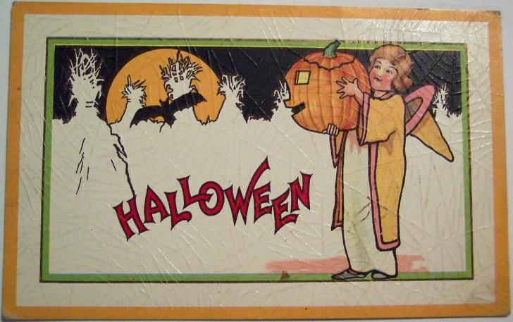 Postales Halloween vintage 011