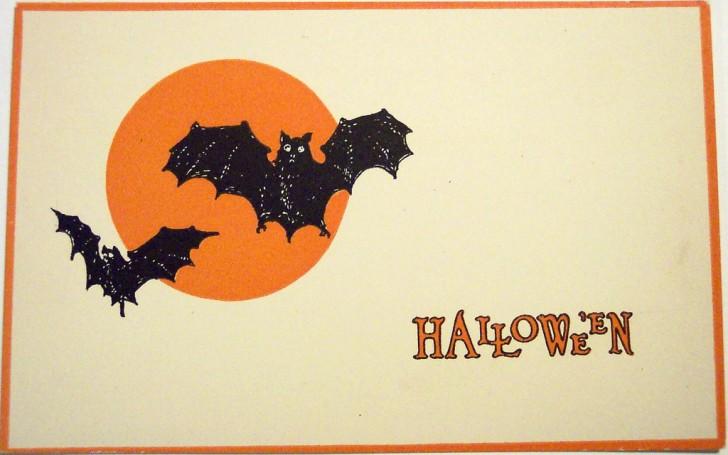 Postales Halloween vintage 037