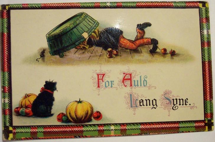 Postales Halloween vintage 124