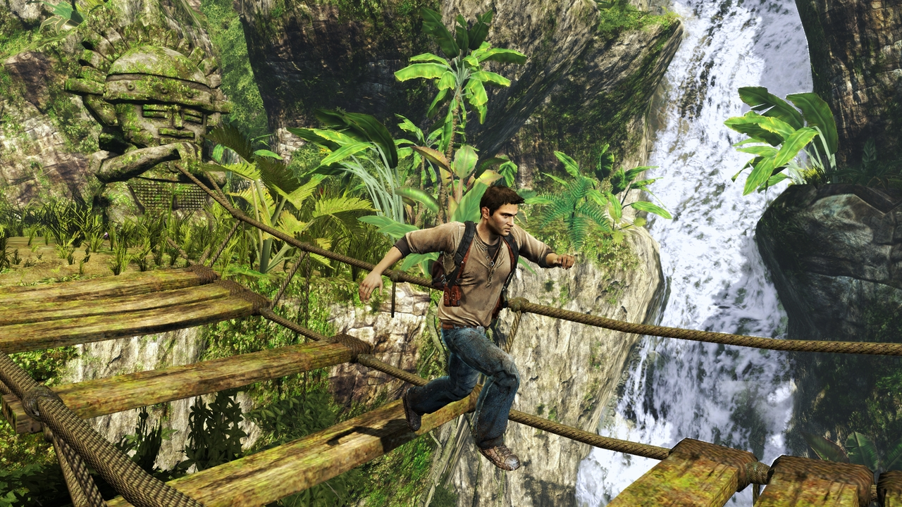 Uncharted El Abismo de Oro ps vita