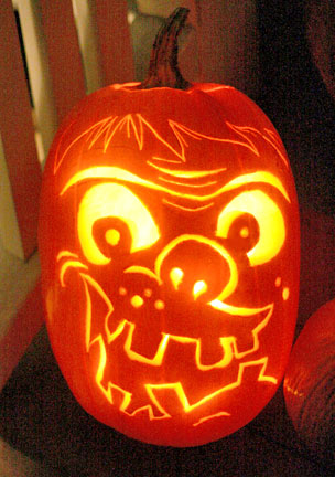 calabazas halloween 16