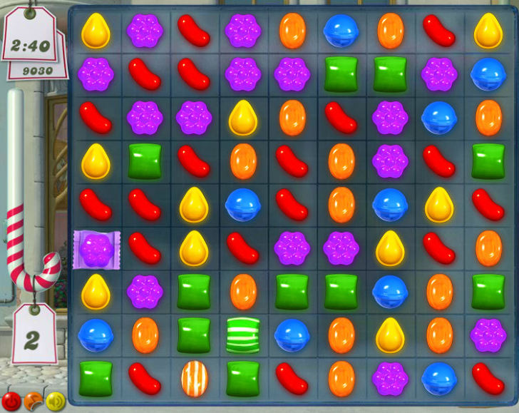Candy crush online gratis