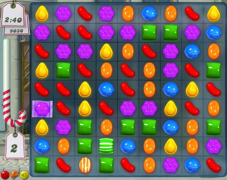 Candy crush online gratis