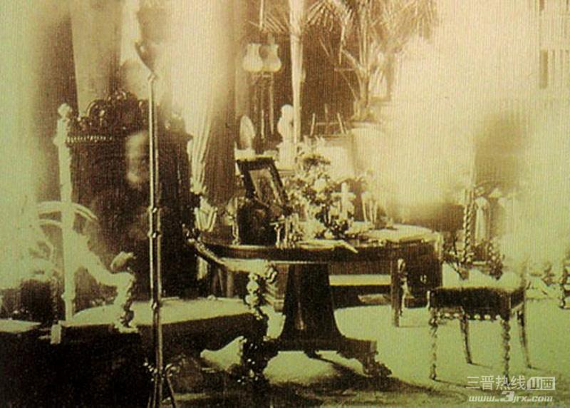fantasma Lord Combermere