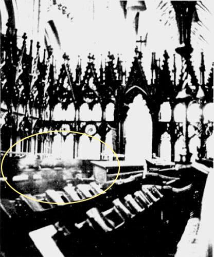 fantasmas monjes winchester
