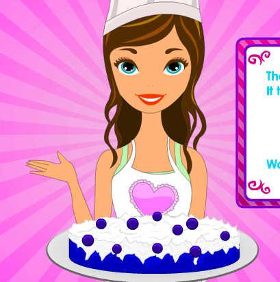 juego-cocinar-pastel-terciopelo-azul