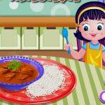 Juego para cocinar pollo masala