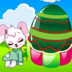 Juego para crear y decorar huevos de pascua