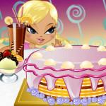 Juego para decorar pasteles