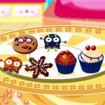 Juego para preparar dulces divertidos