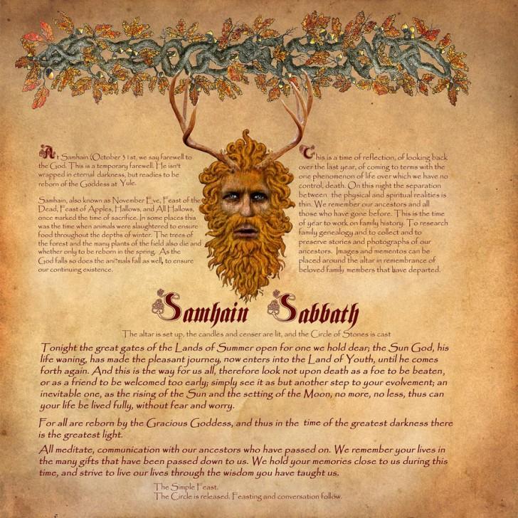 samhain sabbath