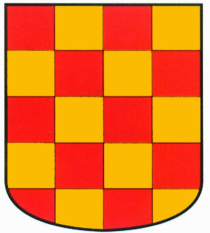Escribano escudo