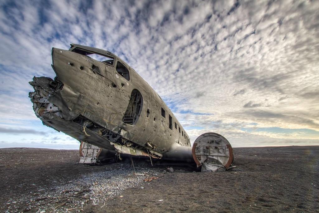 avion estrellado Argentina