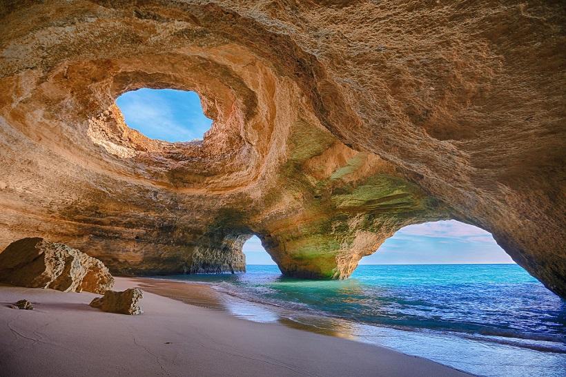 cueva playa tailandia