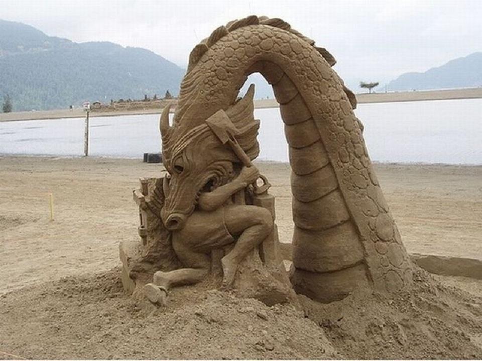 dragon arena devorando hombre