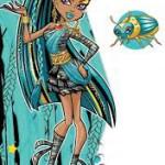 Juego con trajes para Nefera de Nile