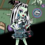 Juego para crear estilos Monster High