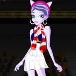 Juego de moda con Catrine Demew