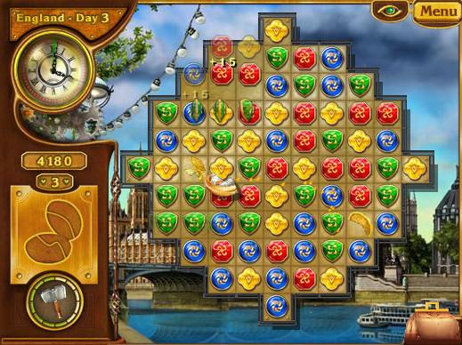 juego puzzle vuelta mundo 80 dias