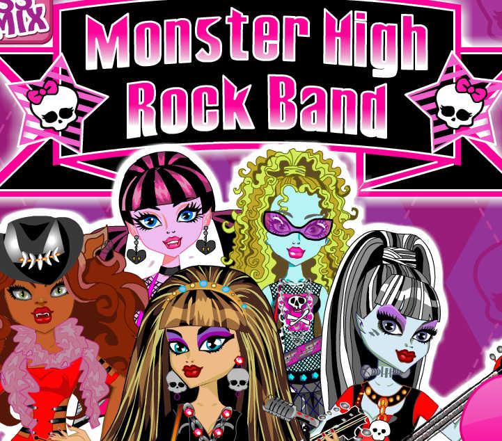 juego-vestir-chicas-roqueras-monster
